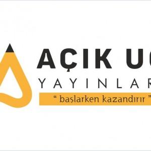 Açık Uç Yayınları Logo Tasarımı