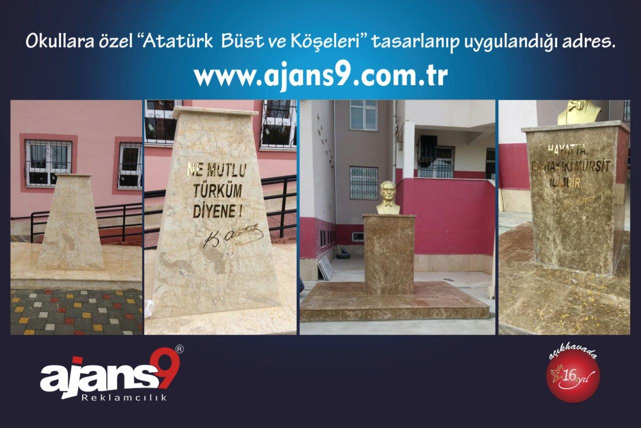 Atatürk Büstleri imalatı...