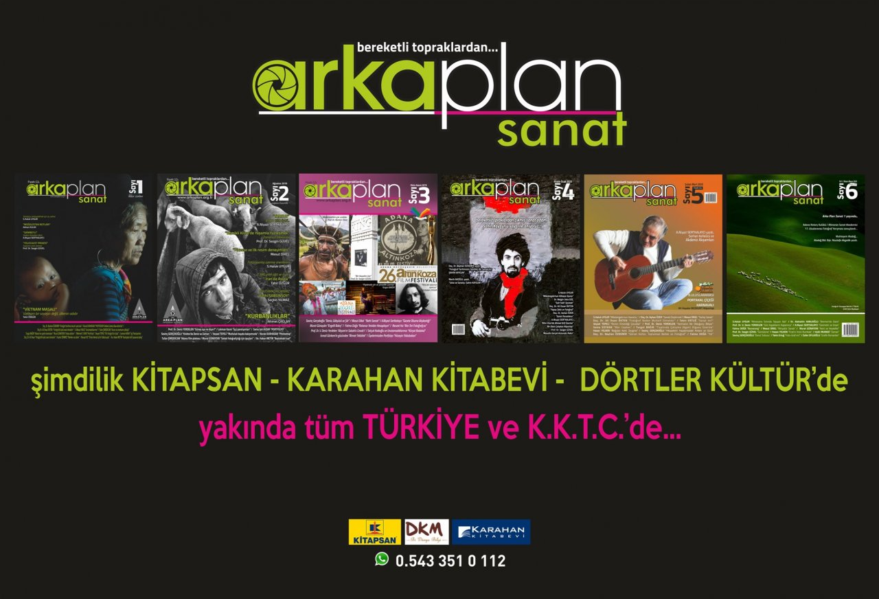 Arka Plan Sanat Gazetemiz...
