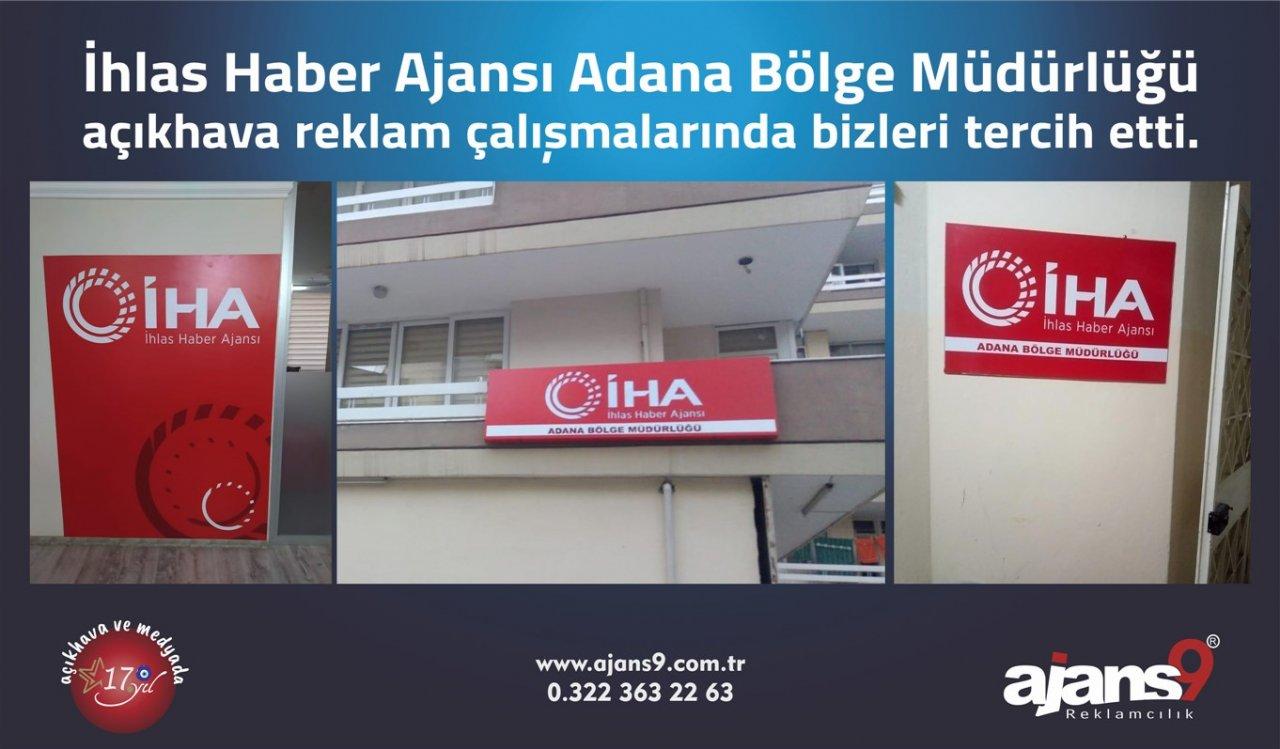 İhlas Haber Ajansı Adana